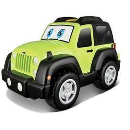 Jeep hýbe očima