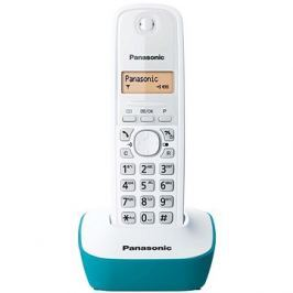 Panasonic KX-TG1611FXC Blue/Green