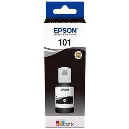 Epson 101 EcoTank Black ink bottle černá