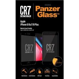 PanzerGlass Edge-to-Edge pro Apple iPhone 6/6s/7/8 Plus černé CR7