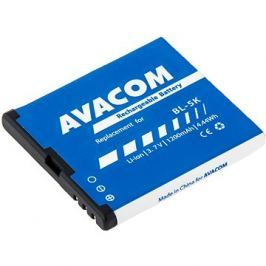 AVACOM pro Nokia C7, C7-00, N85, N86, X1-01 Oro, X7-00 Li-Ion 3,7V 1200mAh