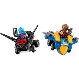 LEGO Super Heroes 76090 Mighty Micros: Star-Lord vs. Nebula