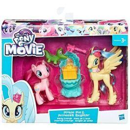 My Little Pony Set 2 poníků s doplňky Pinkie Pie a Princezna Skystar