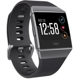 Fitbit Ionic Charcoal Smoke-Gray
