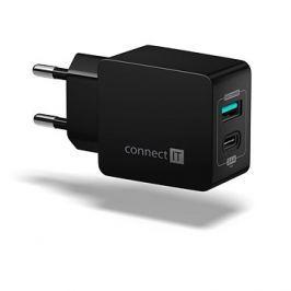 CONNECT IT Fast Charge CWC-2030-BK černá