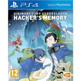 Digimon Story: Cyber Sleuth - Hacker's Memory - PS4