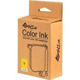 XYZ da Vinci COLOR INK žlutá
