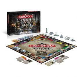 Monopoly Assassins Creed Syndicate, ENG