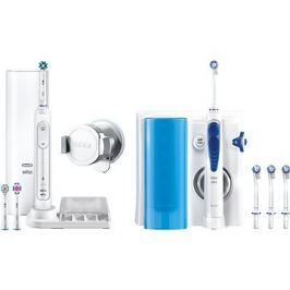 Oral-B Genius 8000 + Oral-B Oxyjet MD20