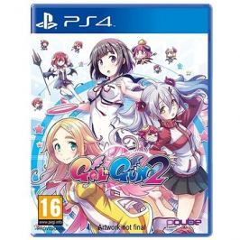 GalGun 2: The Full Frontal Sequel - PS4