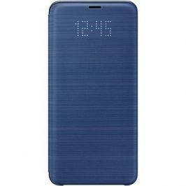 Samsung Galaxy S9+ LED View Cover modré