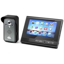 Technaxx bezdrátový video zvonek s kamerou včetně LCD monitoru (TX-59)