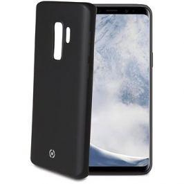 CELLY SoftMatt pro Samsung Galaxy S9 Plus černé
