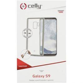 CELLY Laser pro Samsung Galaxy S9 stříbrné