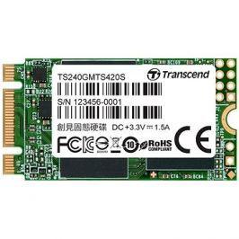 Transcend MTS420 M.2 SSD 240GB