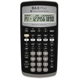 TEXAS Instrument TI BA II PLUS
