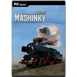 Mashinky - Steam Digital