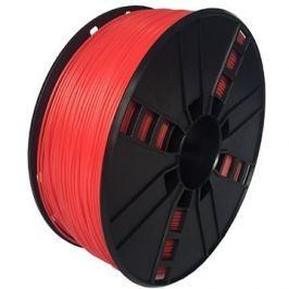 Gembird Filament flexibilní červená