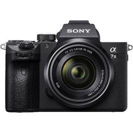 Sony Alpha A7 III + FE 28-70mm OSS