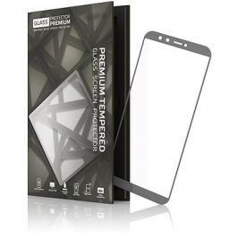 Tempered Glass Protector 0.3mm pro Honor 9 Lite šedivý rám