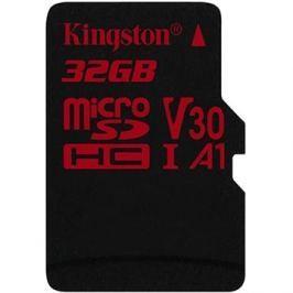 Kingston Canvas React MicroSDHC 32GB A1 UHS-I V30