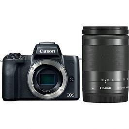 Canon EOS M50 černý + EF-M 18-150 mm IS STM