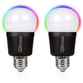 VEHO KASA LED žárovka E27 VKB-006-E27TP barevná 2ks