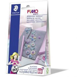 Fimo Soft DIY taštička na doplňky