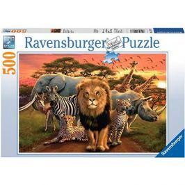 Ravensburger 141777 Africká krása