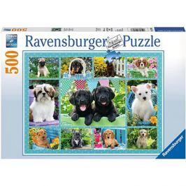 Ravensburger 147083 Roztomilá štěňata