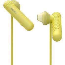 Sony WI-SP500 žlutá