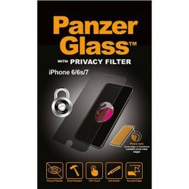 PanzerGlass Standard Privacy pro Apple iPhone 6/6s/7/8 čiré
