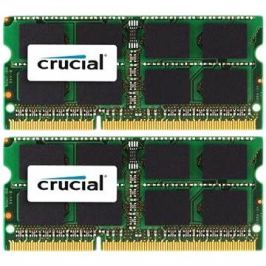 Crucial SO-DIMM 32GB KIT DDR3L 1866MHz CL13 pro Mac