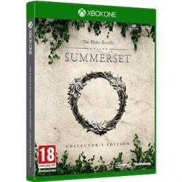 The Elder Scrolls Online: Summerset Collectors Edition - Xbox One