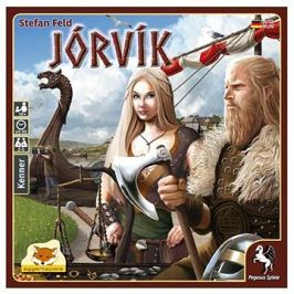 Jórvík társasjáték