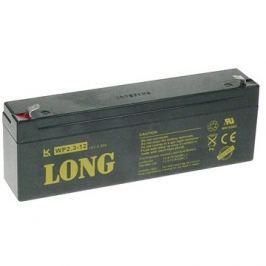Long 12V 2.3Ah olověný akumulátor F1 (WP2.3-12)