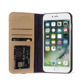 Decoded Leather Wallet Case 2 Sahara iPhone 8/7/6s