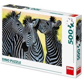 Tři zebry
