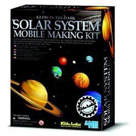 Vyrob si sluneční soustavu