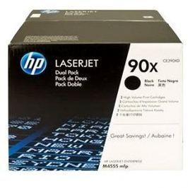 HP CE390XD č. 90X 2-pack černý