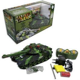 Tank na ovládání - zelený