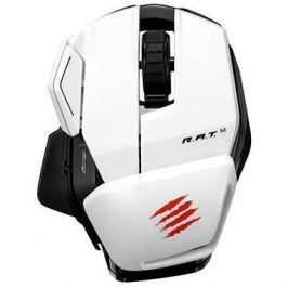 Mad Catz Office R.A.T. M bílá