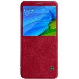 Nillkin Qin S-View pro Xiaomi Redmi Note 5 Red