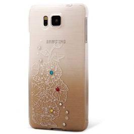 Epico Dandelion pro Samsung Galaxy Alpha - zlatý
