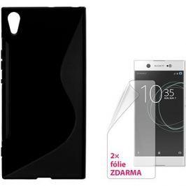 CONNECT IT S-Cover Sony Xperia XA1 Ultra černé