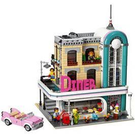 LEGO Creator 10260 Restaurace v centru města