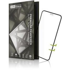 Tempered Glass Protector 3D Case Friendly pro iPhone X/XS Černé