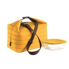 Guzzini Termotaška včetně dózy žlutá