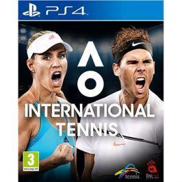 AO International Tennis - PS4