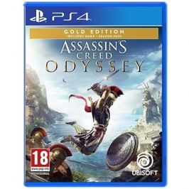 Assassins Creed Odyssey - Gold Edition - PS4